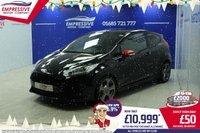 2014 FORD FIESTA 1.6 ST-3 3d 180 BHP £10999.00