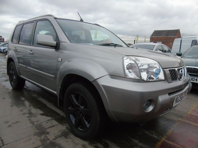 USED 2007 56 NISSAN X-TRAIL 2.2 COLUMBIA DCI FULL SERVICE DRIVES WELL