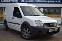USED 2010 10 FORD TRANSIT CONNECT 1.8 T230 HR 1d 90 BHP NO DEPOSIT FINANCE AVAILABLE