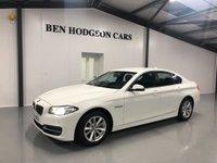 2014 BMW 5 SERIES 2.0 520D SE 4d 181 BHP £15995.00