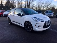 2012 CITROEN DS3 1.6 E-HDI AIRDREAM DSPORT 3d  IN THE BEST COLOUR  £4250.00