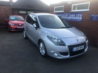 USED 2010 10 RENAULT SCENIC 2.0 PRIVILEGE TOMTOM DCI 5d AUTO 148 BHP AUTOMATIC AUTO, ONLY 35K MILES