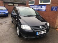 2012 VOLKSWAGEN FOX}