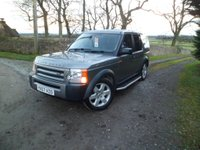 USED 2007 57 LAND ROVER DISCOVERY 2.7 3 TDV6 GS 5d 188 BHP 7 Seat FANTASTIC CONDITION. RARE 6 SPEED MANUAL. NEW TIMING BELT. RECENT NEW CLUTCH, PROPSHAFT, WHEEL BEARINGS