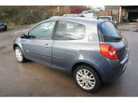 USED 2007 57 RENAULT CLIO 1.4 DYNAMIQUE S 16V 3d 98 BHP ONLY 28K MILES, 2 OWNERS, SERVICE HISTORY