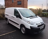 USED 2014 64 CITROEN DISPATCH 1200 L2 H1 HDI (90 BHP) PANEL VAN