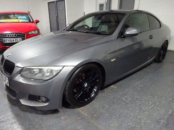 2010 BMW 3 SERIES 2.0 320D M SPORT 2d 181 BHP £8480.00