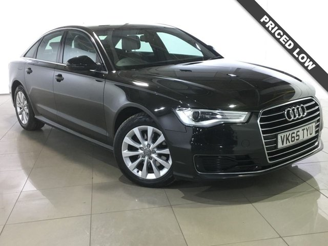 View our 2015 65 AUDI A6 2.0 TDI ULTRA SE NAV 4d AUTO 188 BHP