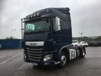 2014 DAF TRUCKS XF