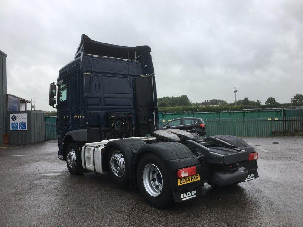 2014 Daf Trucks XF 510 Ftg £24,950