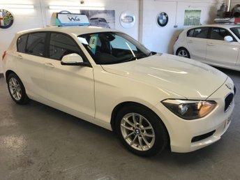 2011 BMW 1 SERIES 1.6 5dr £7990.00