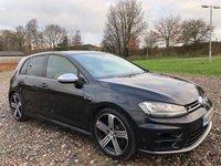 2016 VOLKSWAGEN GOLF 2.0 R DSG 5d AUTO 298 BHP £22500.00