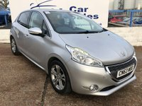USED 2013 63 PEUGEOT 208 1.4 HDI ALLURE 5d 68 BHP