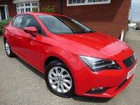 2015 SEAT LEON 1.6 TDI SE TECHNOLOGY 5d 105 BHP Extra Spec Car £8885.00