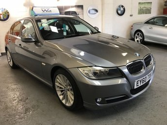 2010 BMW 3 SERIES 2.0 320I EXCLUSIVE EDITION 4d 168 BHP £7990.00