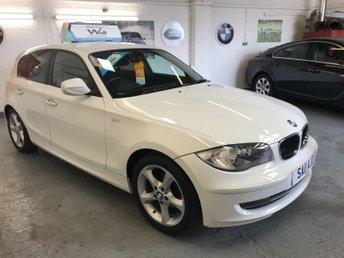 2011 BMW 1 SERIES 2.0 116I SPORT 5d 121 BHP £7290.00