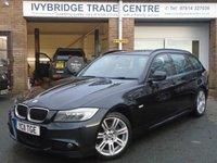 2011 BMW 3 SERIES 2.0 318D M SPORT TOURING 5d AUTO 141 BHP £4995.00