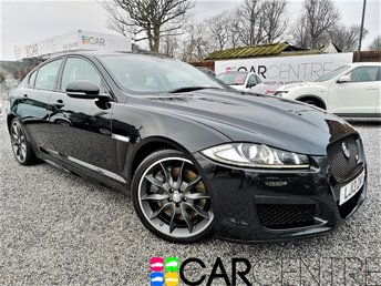 View our 2013 13 JAGUAR XF 5.0 V8 R 4d AUTO 510 BHP