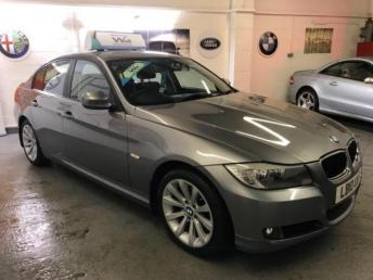 2010 BMW 3 SERIES 2.0 318I SE 4d 141 BHP £7490.00