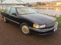 USED 1996 CADILLAC DEVILLE 4.6 DEVILLE **FULL GREY LEATHER**