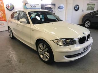 2010 BMW 1 SERIES 2.0 5dr £6990.00