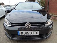 USED 2015 15 VOLKSWAGEN GOLF 1.4 MATCH TSI BLUEMOTION TECHNOLOGY 3d 120 BHP Great Spec Car Probably The Best Looking Golf Match Bluemotion Tech TSI You Could Hope To Find  £1440 of Extra Spec