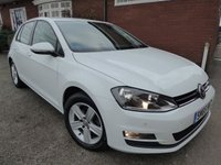 2015 VOLKSWAGEN GOLF 1.4 MATCH TSI BLUEMOTION TECHNOLOGY 5d 121 BHP £10677.00