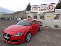 2007 AUDI TT 3.2 QUATTRO 3 DOOR 250 BHP £8495.00