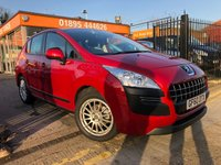 2010 PEUGEOT 3008 1.6 ACTIVE HDI 5dr £5499.00