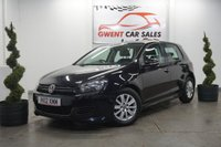 2012 VOLKSWAGEN GOLF 1.6 S TDI BLUEMOTION 5d 103 BHP £5490.00