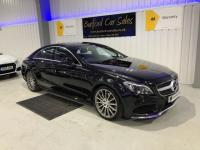 """USED 2015 65 MERCEDES-BENZ CLS CLASS 3.0 CLS350 AMG Line 9G-Tronic Plus 4dr FULL S/H! SAT NAV! 19"""" WHEELS!"""