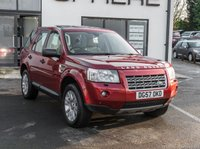USED 2007 57 LAND ROVER FREELANDER 2.2 TD4 HSE 5d 159 BHP Automatic