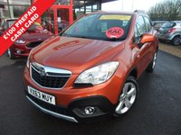 2014 VAUXHALL MOKKA 1.4T Tech Line 5 Door £7895.00