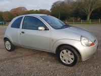 2004 FORD KA 1.3 KA1 STYLE PACK 3d 69 BHP £750.00