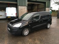 2015 CITROEN BERLINGO 1.6 625 ENTERPRISE L1 HDi 74 BHP £6450.00