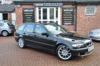 2003 BMW 3 SERIES 3.0 330D SPORT TOURING 5d AUTO 202 BHP £2995.00