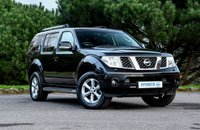 USED 2008 08 NISSAN PATHFINDER 2.5 AVENTURA DCI 5d AUTO Needs Attention Please Read Ad