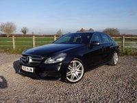 2014 MERCEDES-BENZ E CLASS 3.0 E350 BLUETEC AMG SPORT 4d AUTO 249 BHP £SOLD