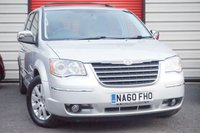2010 CHRYSLER GRAND VOYAGER 2.8 CRD LIMITED 5d AUTO 161 BHP £9895.00