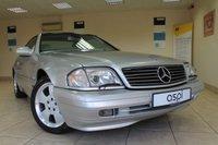 1998 MERCEDES-BENZ SL 3.2 SL320 2d AUTO 221 BHP £8995.00