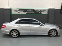 USED 2010 10 MERCEDES-BENZ E CLASS 2.1 E250 CDI BLUEEFFICIENCY SPORT 4d 204 BHP