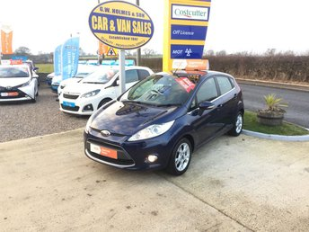 2012 FORD FIESTA  ZETEC 1.4 5 DOOR **COMPARE MY PRICE CHEAPEST ANYWHERE** £4995.00