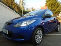 USED 2009 58 MAZDA 2 1.3 TS 3d 74 BHP GUARANTEED TO BEAT ANY 'WE BUY ANY CAR' VALUATION ON YOUR PART EXCHANGE
