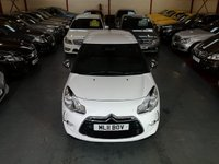 2011 CITROEN DS3 1.6 BLACK AND WHITE 3d 120 BHP £4000.00