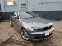 2011 BMW 1 SERIES 2.0 120D M SPORT 2d 175 BHP £7000.00
