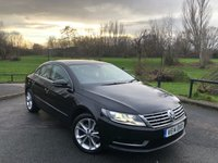 2014 VOLKSWAGEN CC 2.0 TDI BLUEMOTION TECHNOLOGY 4d 138 BHP £7690.00