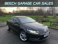 2014 VOLKSWAGEN CC 2.0 TDI BLUEMOTION TECHNOLOGY 4d 138 BHP £8450.00
