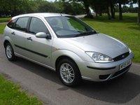 2005 FORD FOCUS 1.6 LX 5d 99 BHP £1490.00