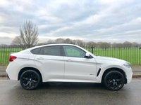 2016 BMW X6 3.0 XDRIVE30D M SPORT 4d AUTO 255 BHP £33995.00