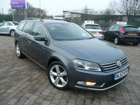 2012 VOLKSWAGEN PASSAT 2.0 SE TDI BLUEMOTION TECHNOLOGY 5d 139 BHP £SOLD